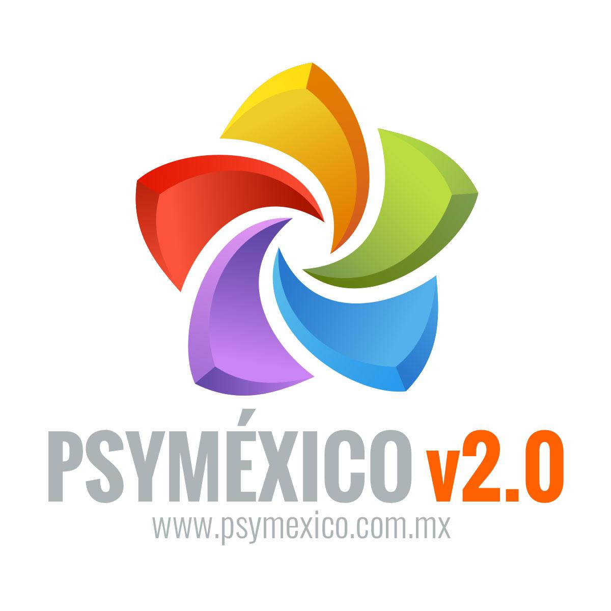 PsyMéxico v2.0 (Logo)